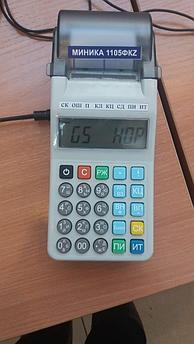 Кассовый аппарат Миника 1105  онлайн