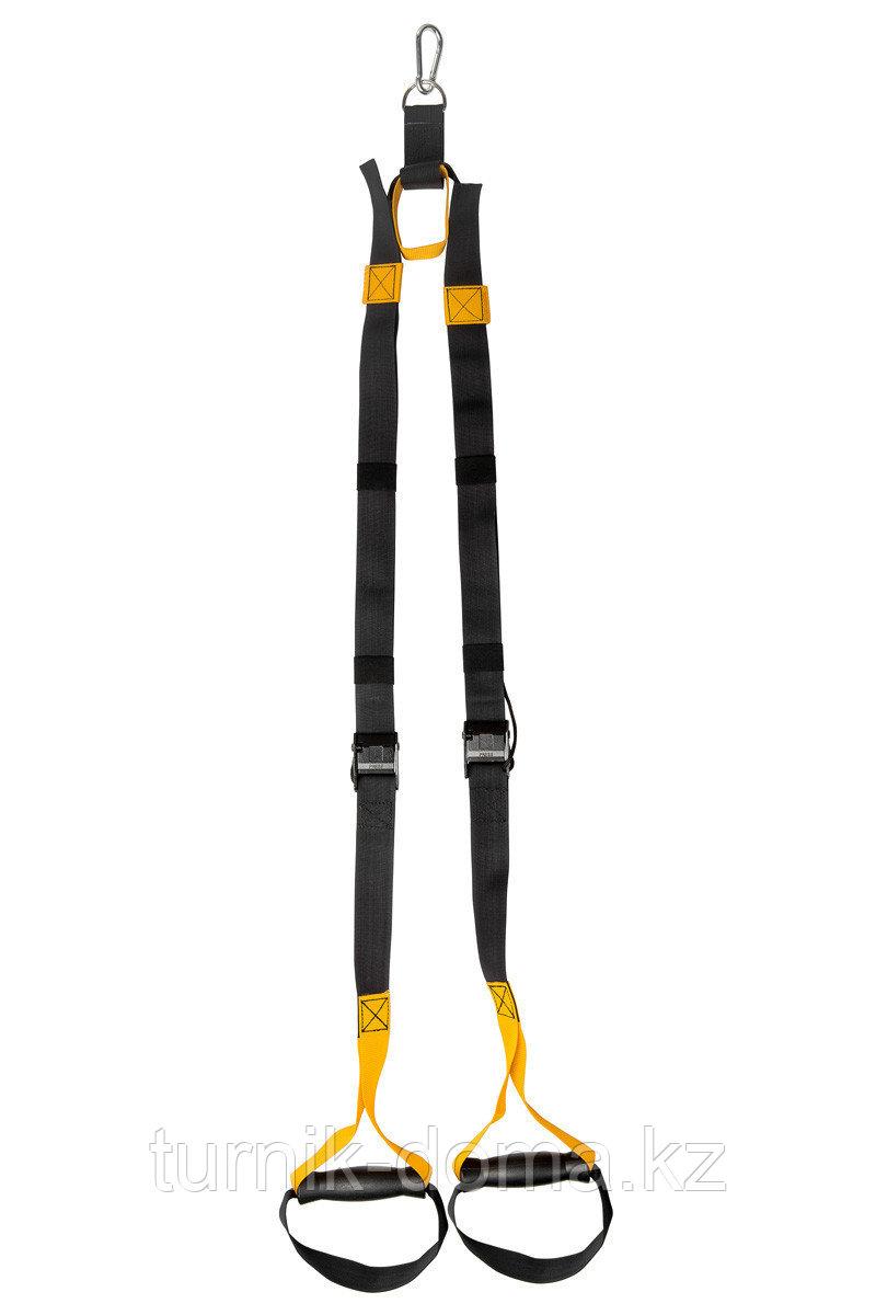 Петли TRX для функционального треннинга желтые - фото 5