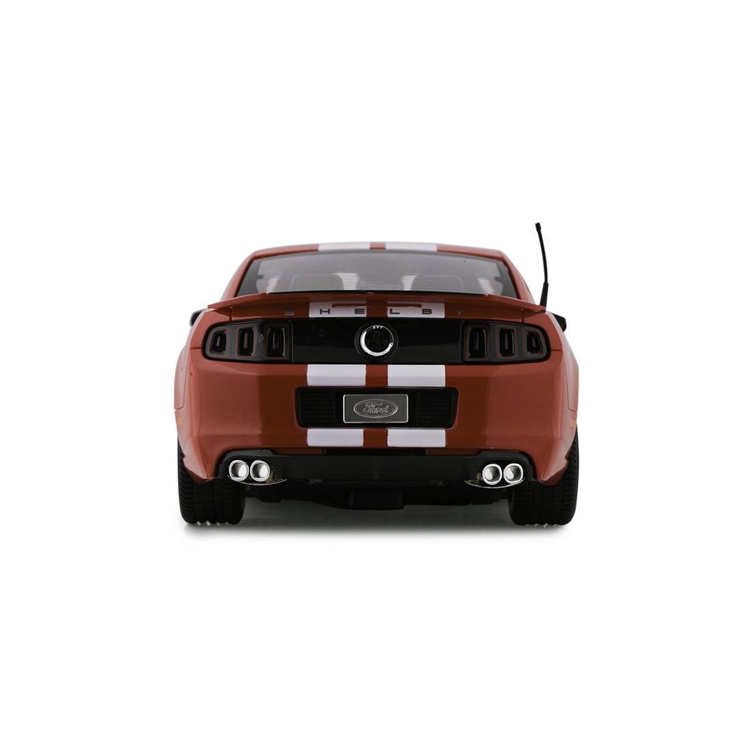 Радиоуправляемая модель автомобиль Rastar Ford Shelby Mustang GT500, 1:14, Управление: Джойстик, Материал: Пла