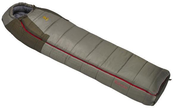 Мягкий и приятный Спальный мешок SlumberJack Borderland -20 Deg Long Dual Zipper