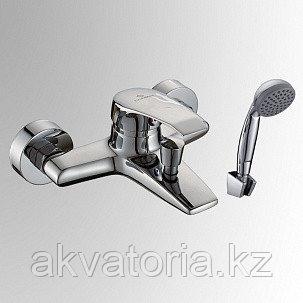 СЛ-ОД-К30 Смеситель для ванны с кор изл перек кноп одруч К30