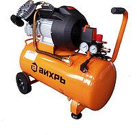 Компрессор КМП-400/50 Вихрь (кВт 2.5) (л/мин 400) (Бак 50 л)
