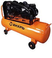 Компрессор КМП-400/100Р Вихрь (кВт 2.5) (л/мин 400) (Бак 100 л)