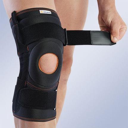Наколенник с боковыми усилением Orliman 7103 ортез коленный, фото 2
