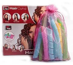 Бигуди для коротких и длинных волос Hair Curvz VT-02663, фото 2