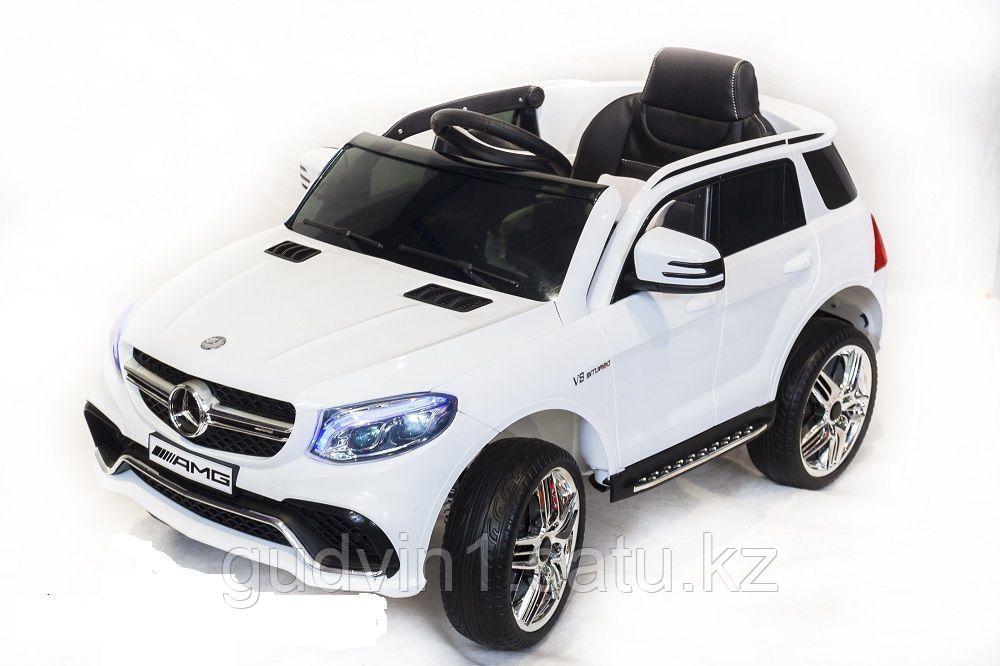Автомобиль Bugati MERCEDES BENZ GLE63S AMG на аккумуляторе белый ST00211-WH