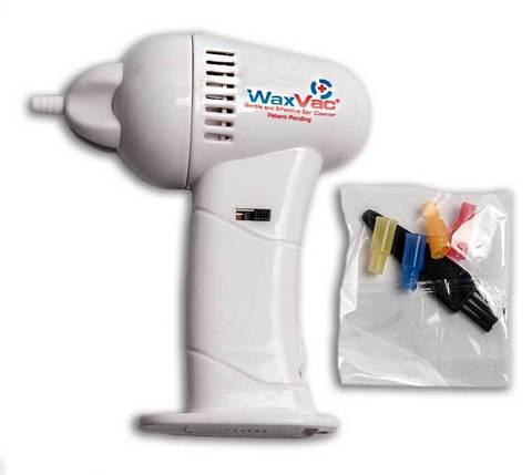 Вакуумный очиститель ушей WaxVac