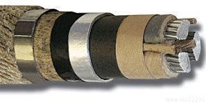 Кабель силовой бронированный АСБ 3х120, Жила: Многопроволочная, Кол-во жил: 3, Материал жилы: Алюминий, Тип из