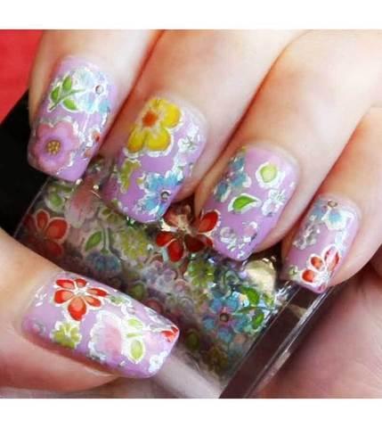Набор для дизайна ногтей Fab Foils - фото 3
