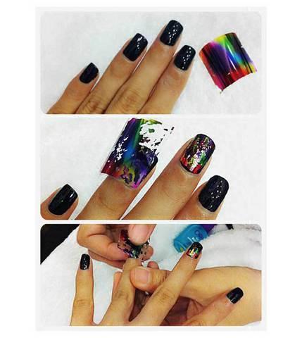 Набор для дизайна ногтей Fab Foils - фото 4