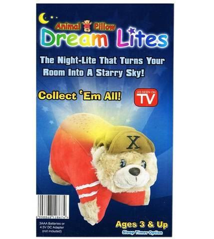 Ночник детский, проектор звездного неба Dream Lites (Медвежонок)