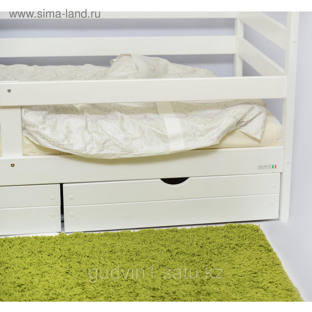 Incanto Комплект из 2-х ящиков для кровати DreamHome 00-92982