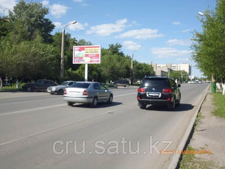 Ул. Муканова район ЦОНа