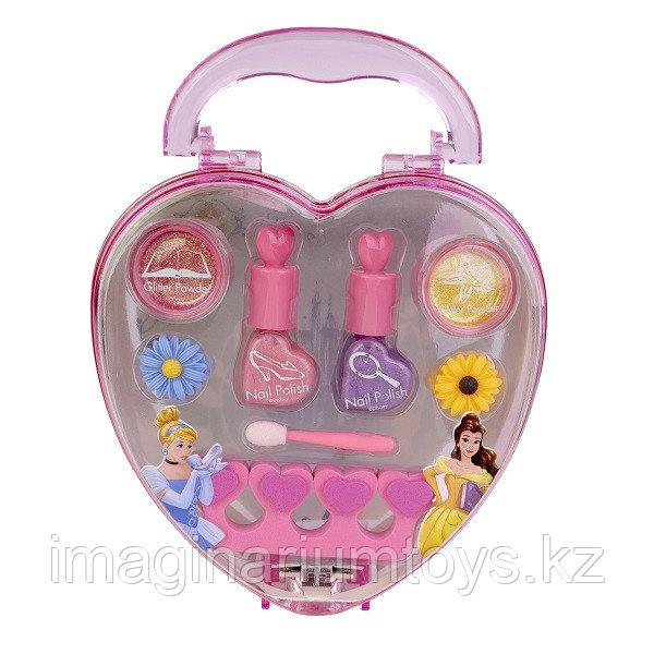 """Набор декоративной косметики для девочек Markwins """"Принцессы"""""""