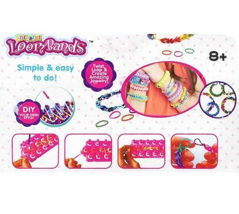 Набор для плетения украшений Loom Bands E2858-012, фото 2