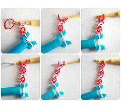 Набор для плетения украшений Loom Bands E2858-012, фото 3