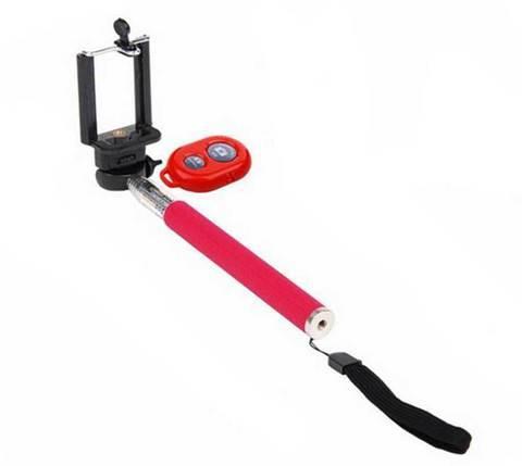 Монопод-штатив + пульт управления для телефона Selfie Stick MA-802