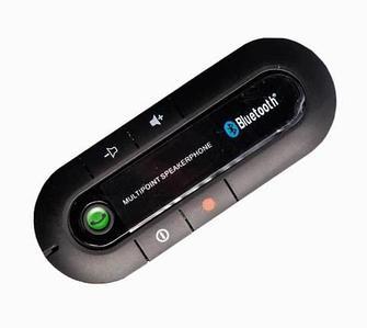 Громкая связь в автомобиль на два телефона Egtong E01