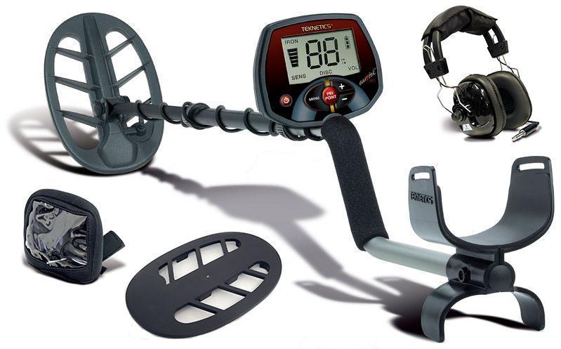 Металлоискатель Teknetics Eurotek PRO 11DD