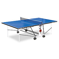 Стол теннисный Start line Compact Outdoor-2 LX (всепогодный с сеткой), фото 1