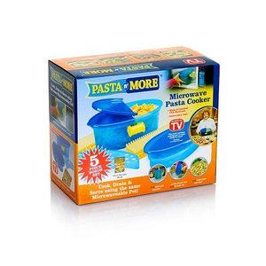 Контейнер для приготовления блюд в микроволновой печи Pasta'n'More