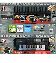 Игрушечный музыкальный синтезатор с FM-радио Music Fairy MQ-003FM, фото 3