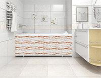 Экран для ванны МЕТАКАМ Кварт 1,7 м  Камешки беж, фото 1