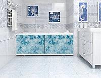 Экран для ванны МЕТАКАМ Кварт 1,7 м  Облака, фото 1