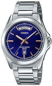 Мужские часы Casio MTP-1370D-2AVDF