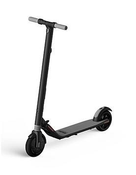 Самокат электрический Segway Ninebot ES1, Скорость (max.): 20 км/ч, Запас хода: 25 км, Нагрузка: 100 кг, Угол