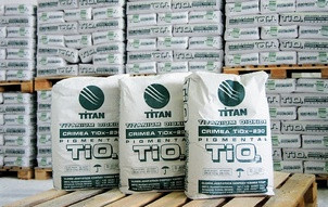 Диоксид Титана Крымский TiOX-280  / Двуокись титана (Белый пигмент)