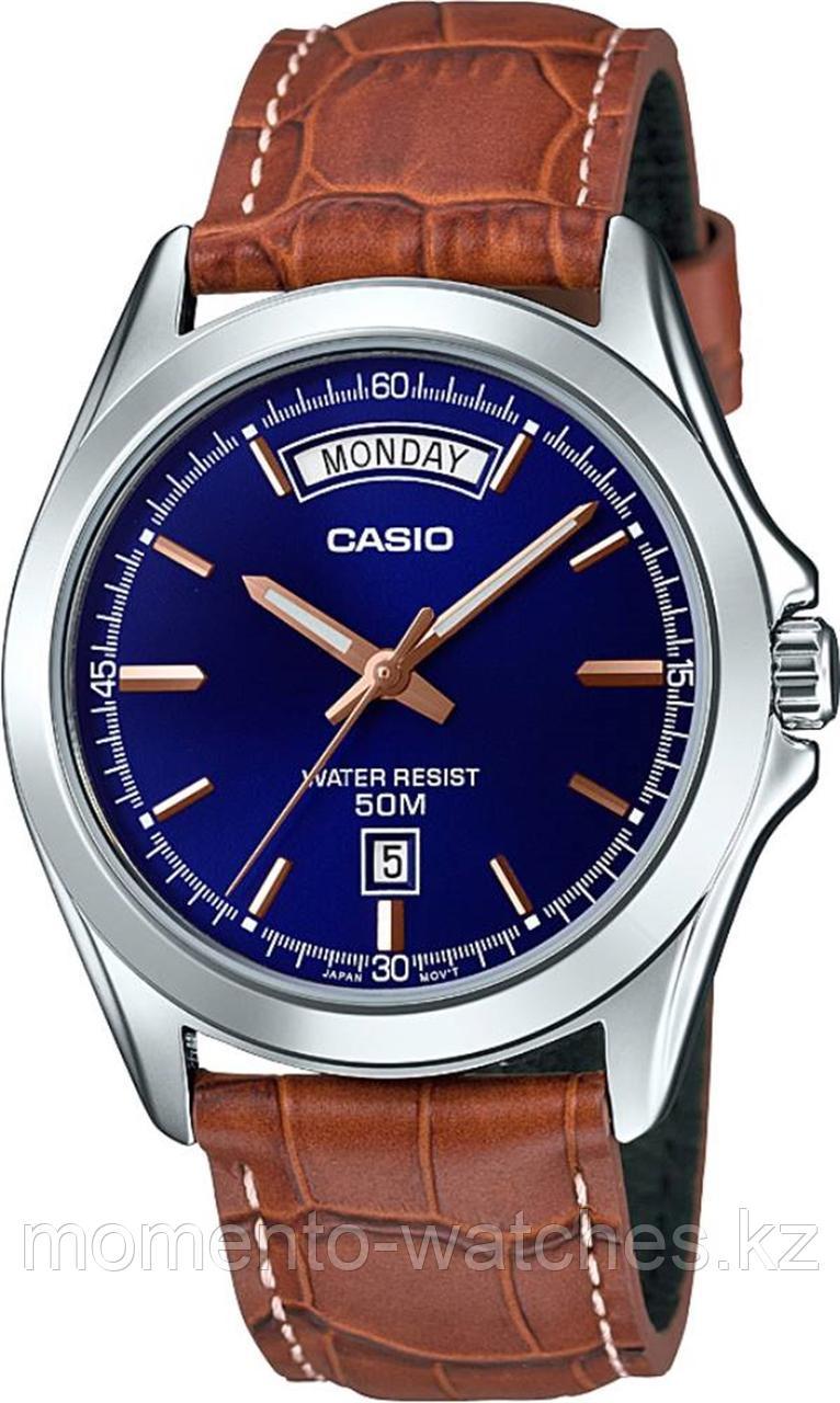 Мужские часы Casio MTP-1370L-2AVDF