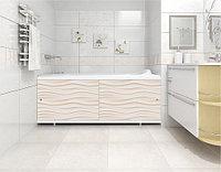 Экран для ванны МЕТАКАМ Кварт 1,7 м  Песочный, фото 1