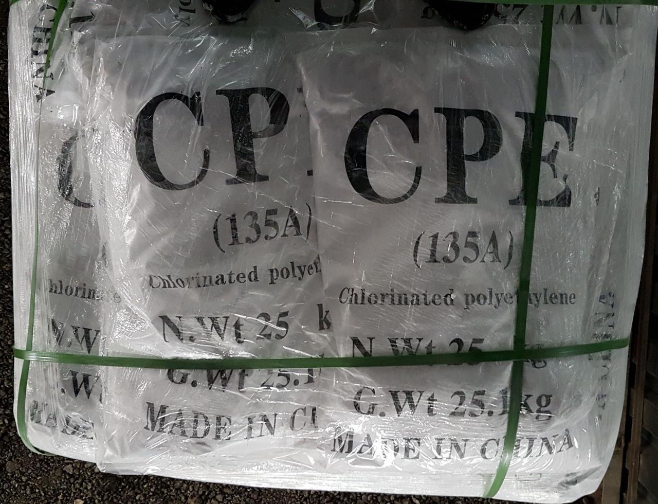 CPE 135A (Хлорированный полиэтилен)