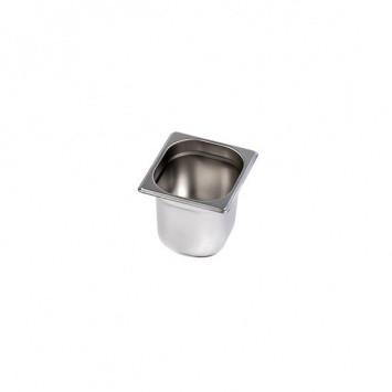 Гастроемкость GASTRORAG 16150 GN 1/6-150 (176х162х150) нерж. сталь