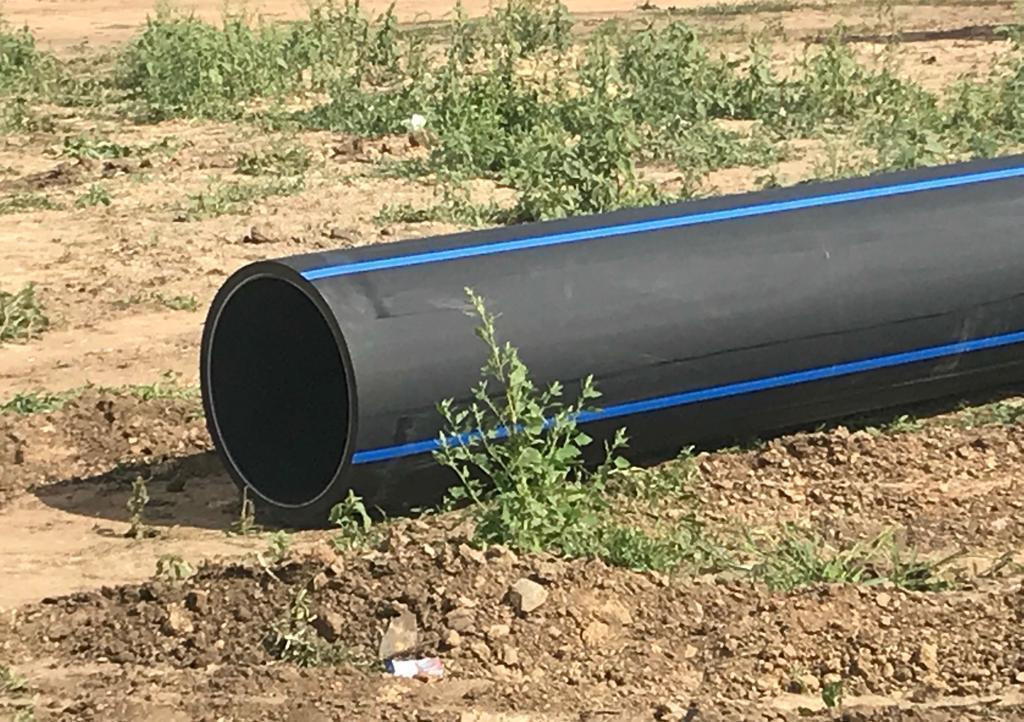 Трубы полиэтиленовые ПЭ-100 SDR21 DN1000 (для воды)