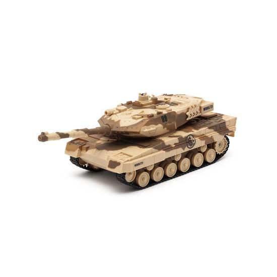 Радиоуправляемая модель танк Rastar M1 Abrams, Управление: iOS, Android, Материал: Пластик, Цвет: Коричневый,