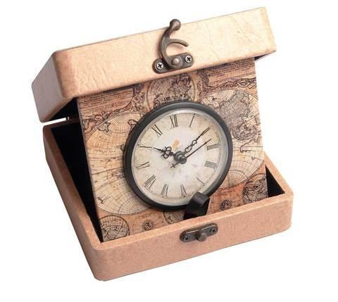 Часы-шкатулка Carte Postale (мужская), фото 2