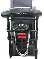 Электрическая беговая дорожка GF-9460 до 130 кг, фото 3