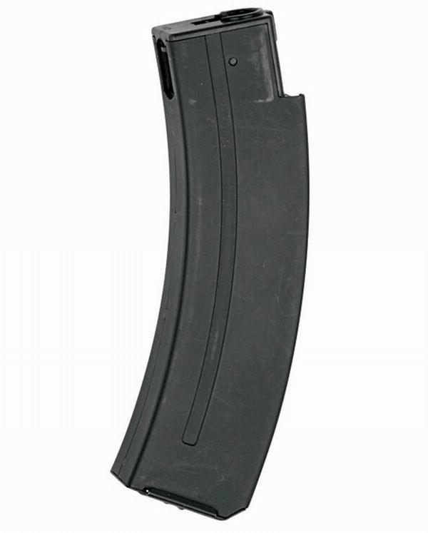 Магазин для страйкбольного пистолета-пулемёта ASG CZ Scorpion Vz61, Объем: 58 зарядов, (CZ Scorpion Vz61)