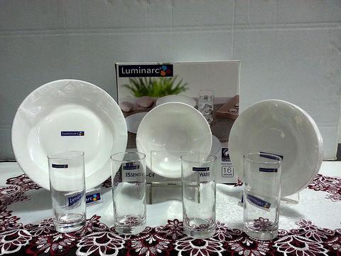 Сервиз столовый Luminarc Essence Opal G3978