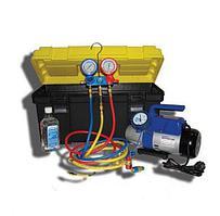 SMC-041-1 New портативное устройство для вакуумирования и заправки систем кондиционирования