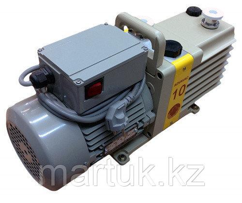Насос вакуумный пластинчато-роторный двухступенчатый ADVAVAC-10, трехфазный, 220/380В