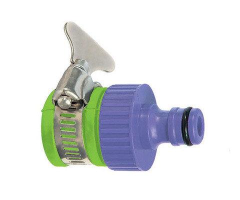 Адаптер для соединения шлангов с водопроводными трубами PALISAD 65760, фото 2