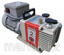 Насос вакуумный пластинчато-роторный двухступенчатый ADVAVAC-2, однофазный, 220В
