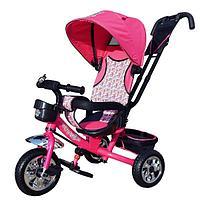 """Велосипед трехколесный """"Lexus Trike"""" (Цвета Кр,Син,Зел,Роз) Розовый"""