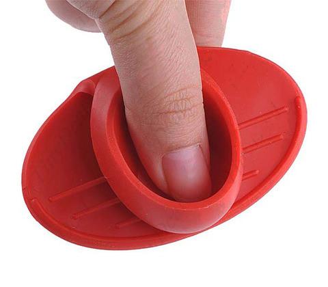 Прихватка силиконовая с магнитом Magic Glove [2 шт.]