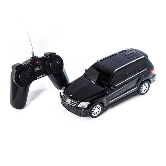 Радиоуправляемая модель автомобиль Rastar Mercedes-Benz GLK, 1:24, Управление: Джойстик, Материал: Пластик, Цв