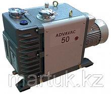 Насос вакуумный пластинчато-роторный двухступенчатый ADVAVAC-50, однофазный, 220В