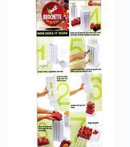 Приспособление для быстрого нанизывания шашлыка Brochette Express, фото 3